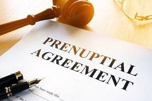 Arlington Heights, IL family law attorney prenuptial agreement